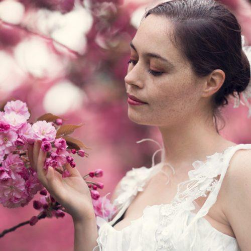 Mariage sur le thème fleur de cerisier
