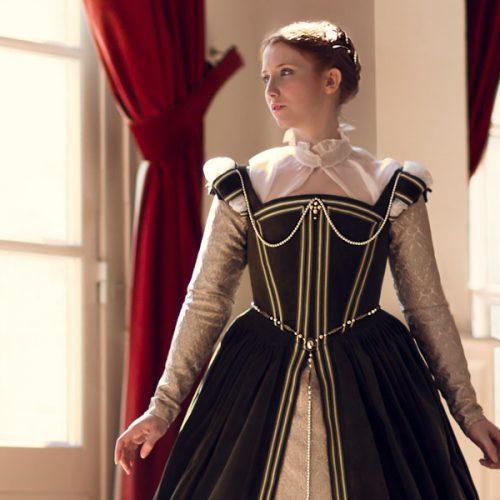 Séance portrait Robe de la Renaissance