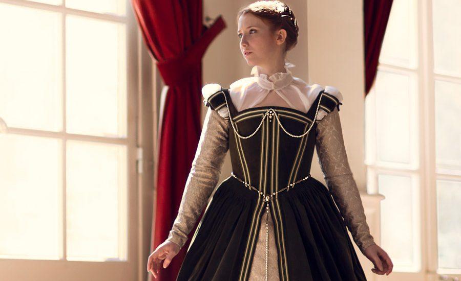 Une robe Renaissance française, 1560
