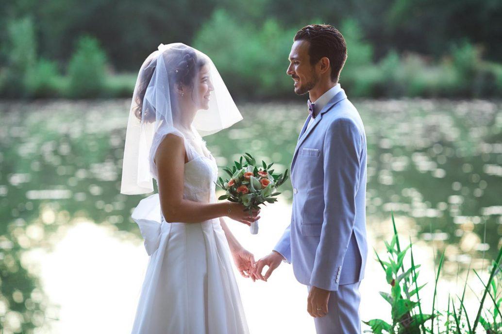 mariage champêtre au Domaine du Moulin des Planches à Montigny-sur-Avre